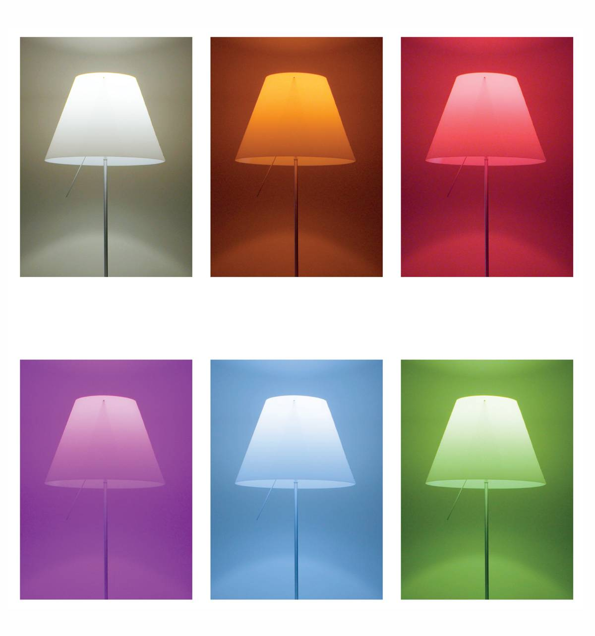 1 Costanza floor lamp friends of hue Luceplan
