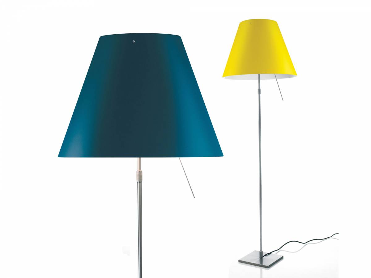 7 Costanza floor lamp Luceplan