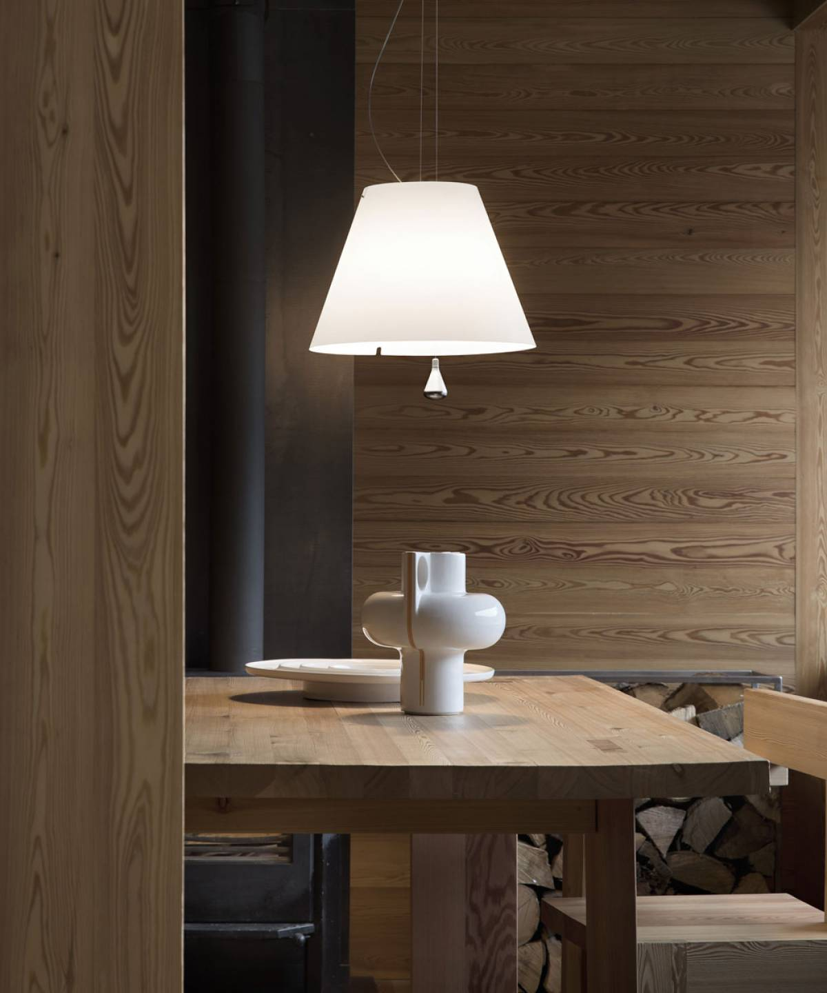 Costanza suspension lamp Luceplan