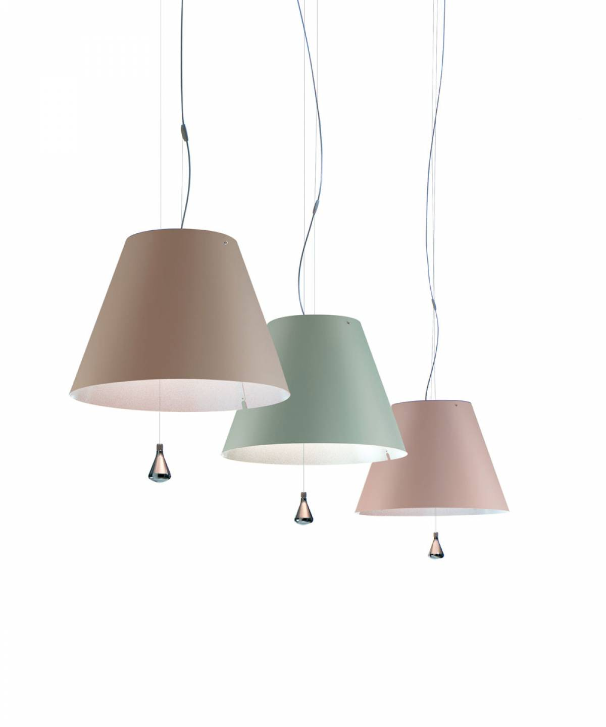 1 Costanza suspension lamp Luceplan