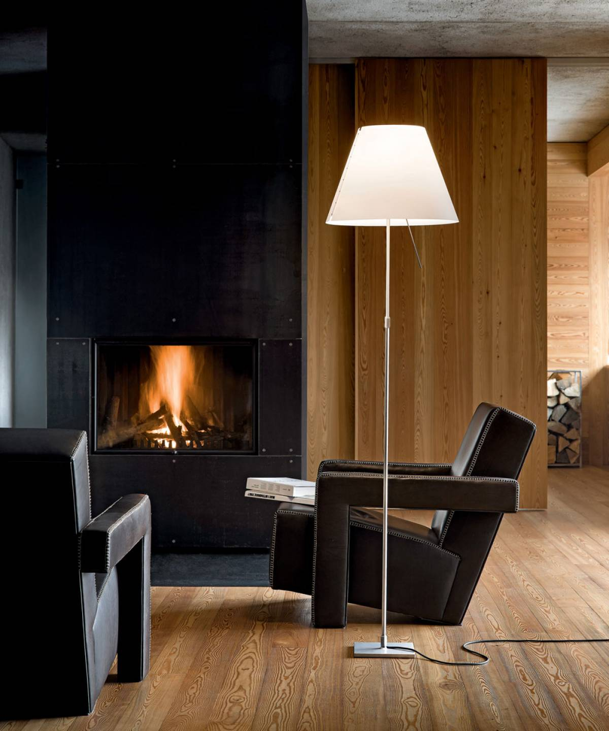 Costanza floor lamp Luceplan