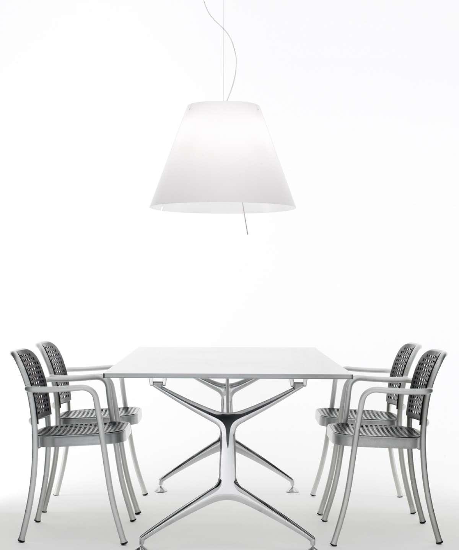 2 Grande Costanza suspension lamp Luceplan