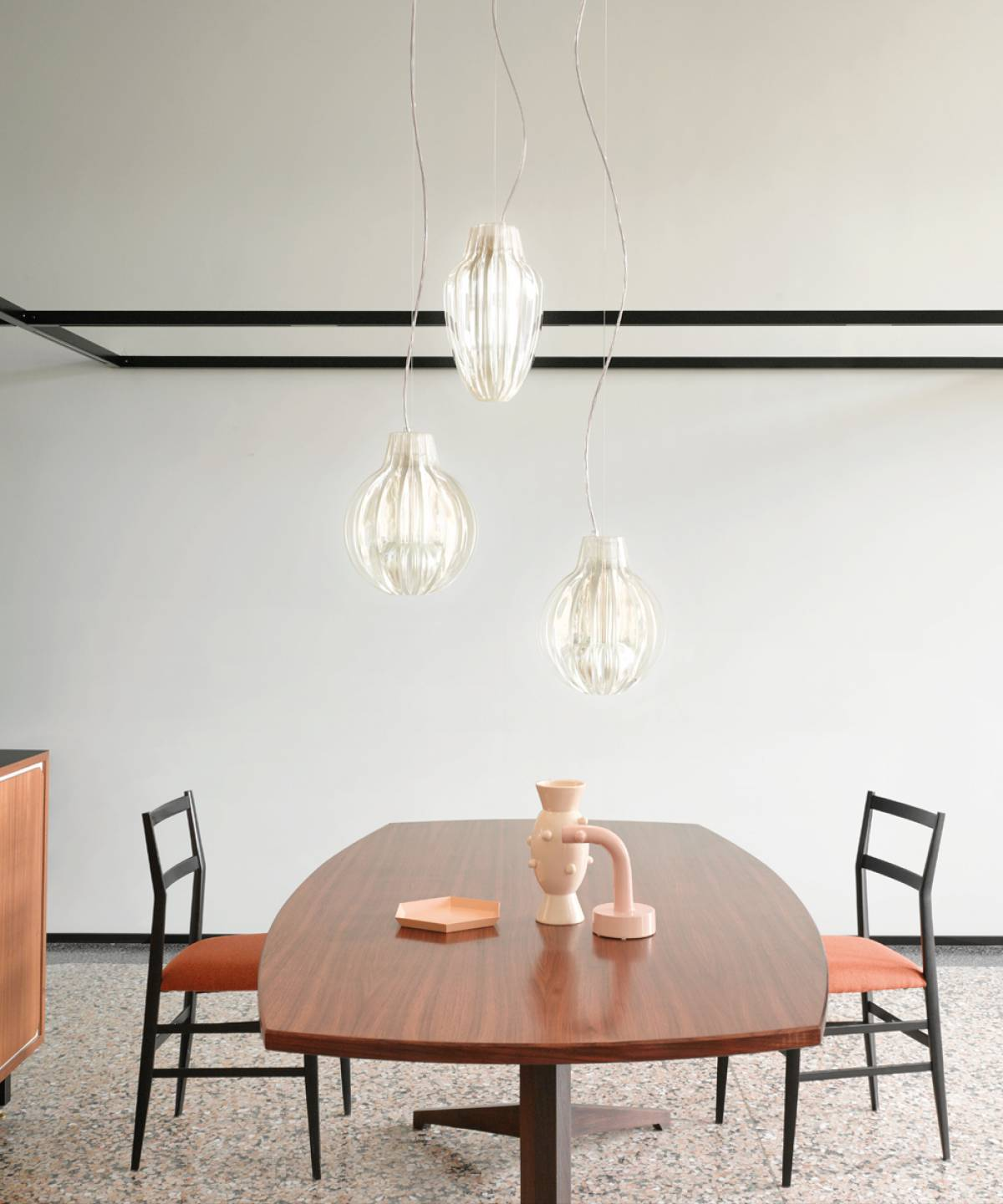 1 Agave suspension lamp Luceplan