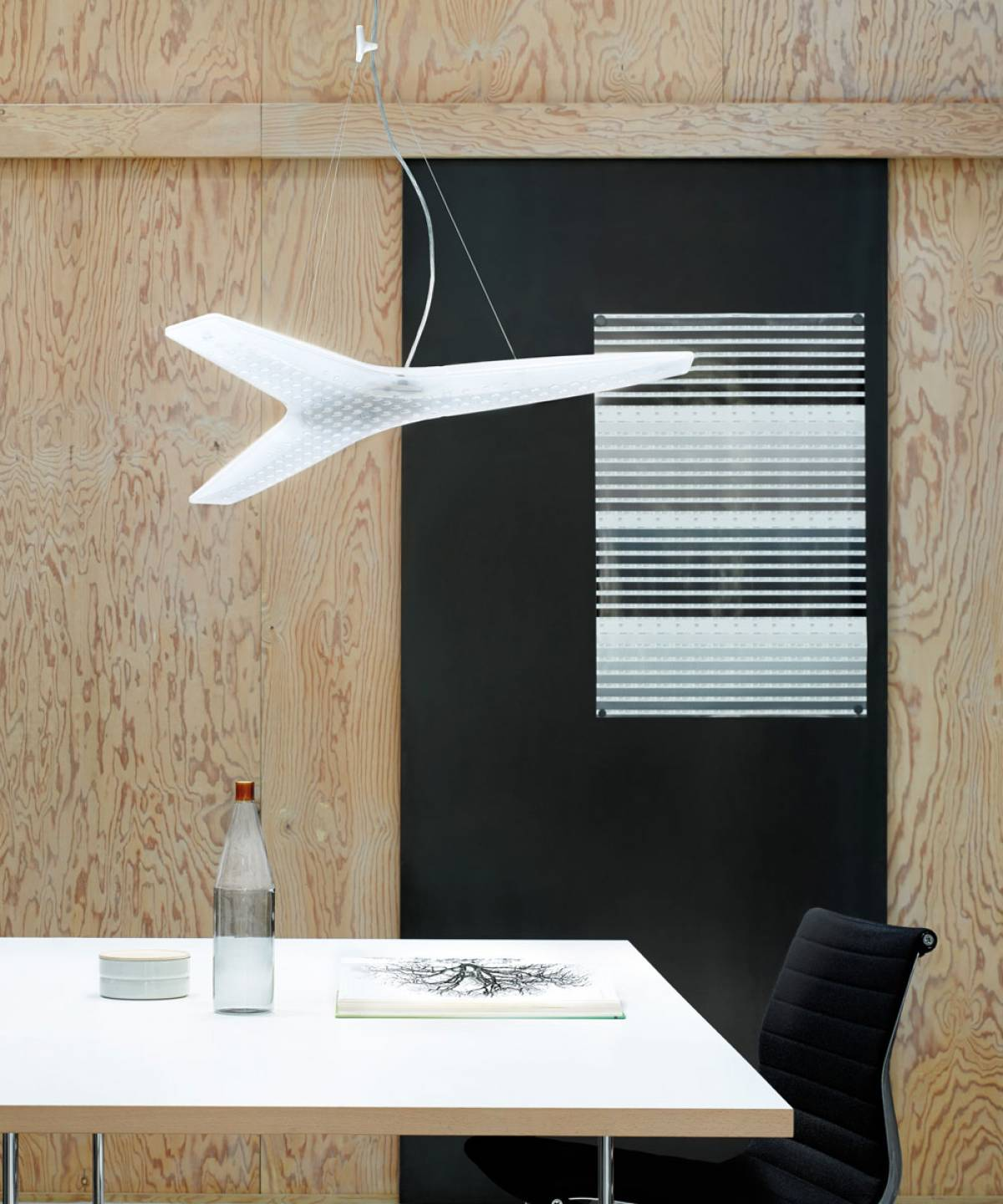 Aircon suspension lamp Luceplan