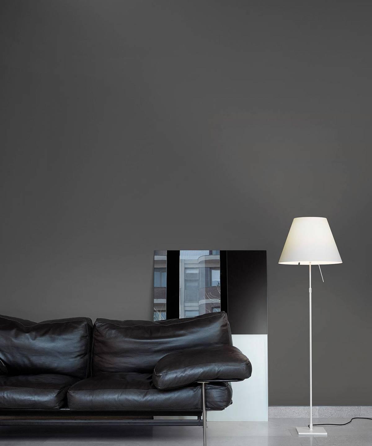 2 Costanza floor lamp Luceplan