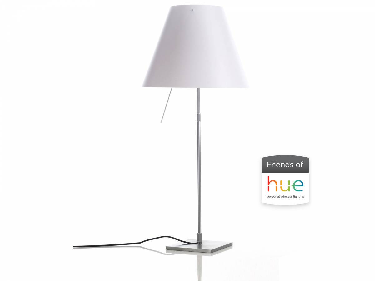 Costanza table lamp friends of hue Luceplan