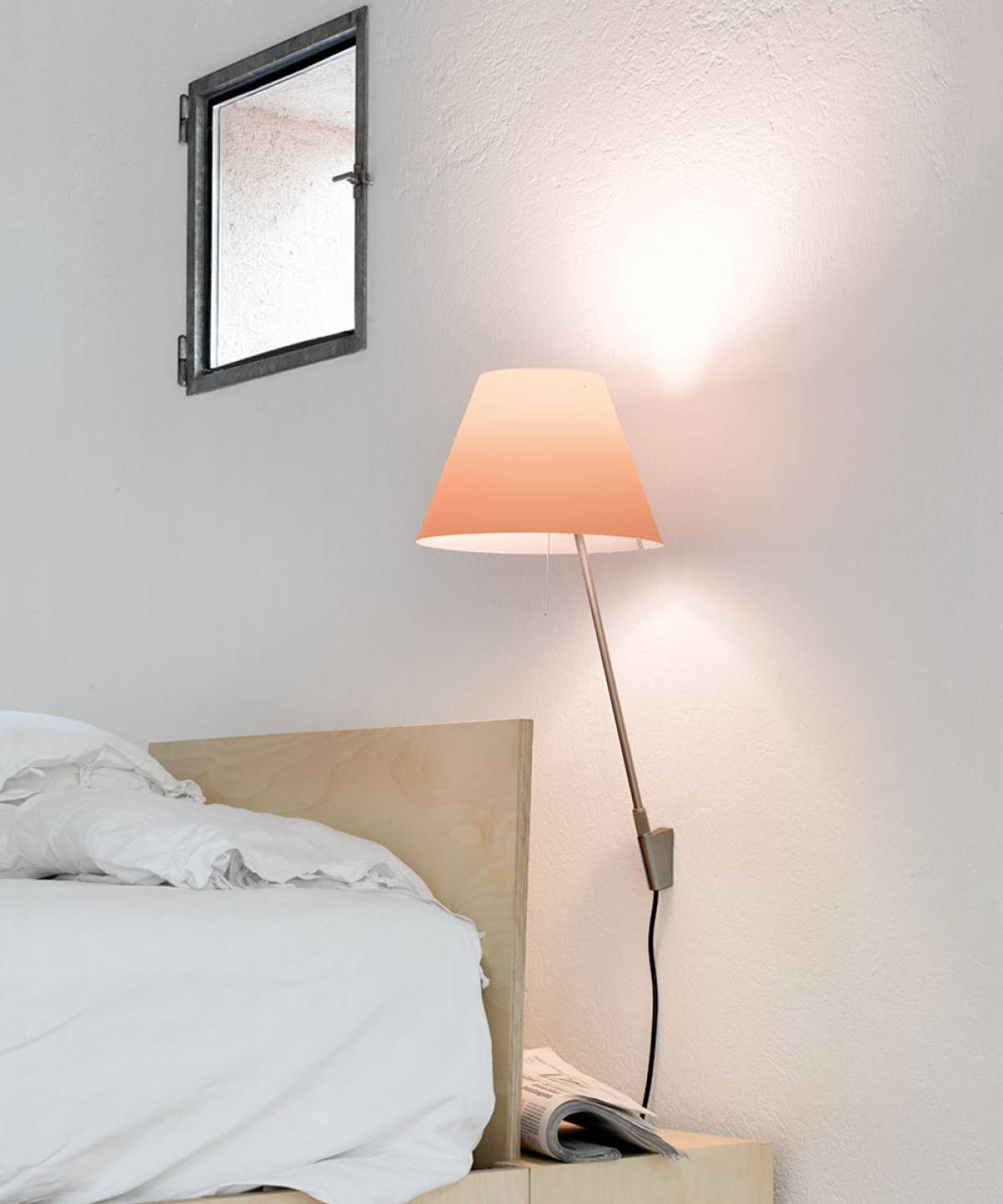 1 Costanzina wall lamp Luceplan