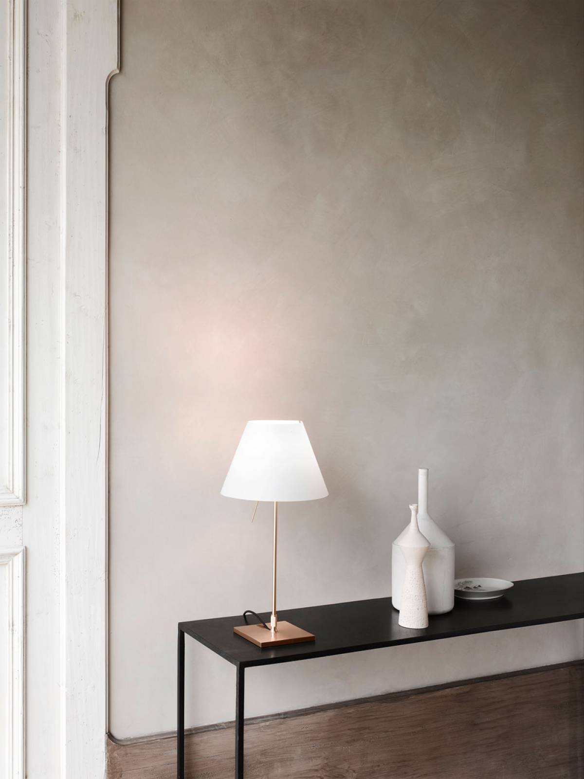 Costanzina table lamp Luceplan