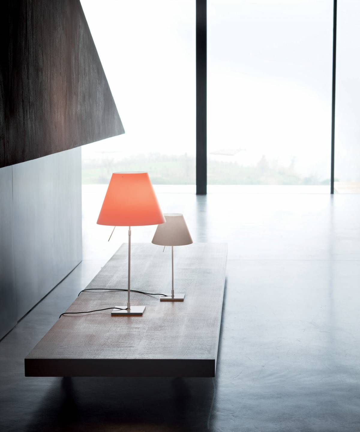 3 Costanzina table lamp Luceplan
