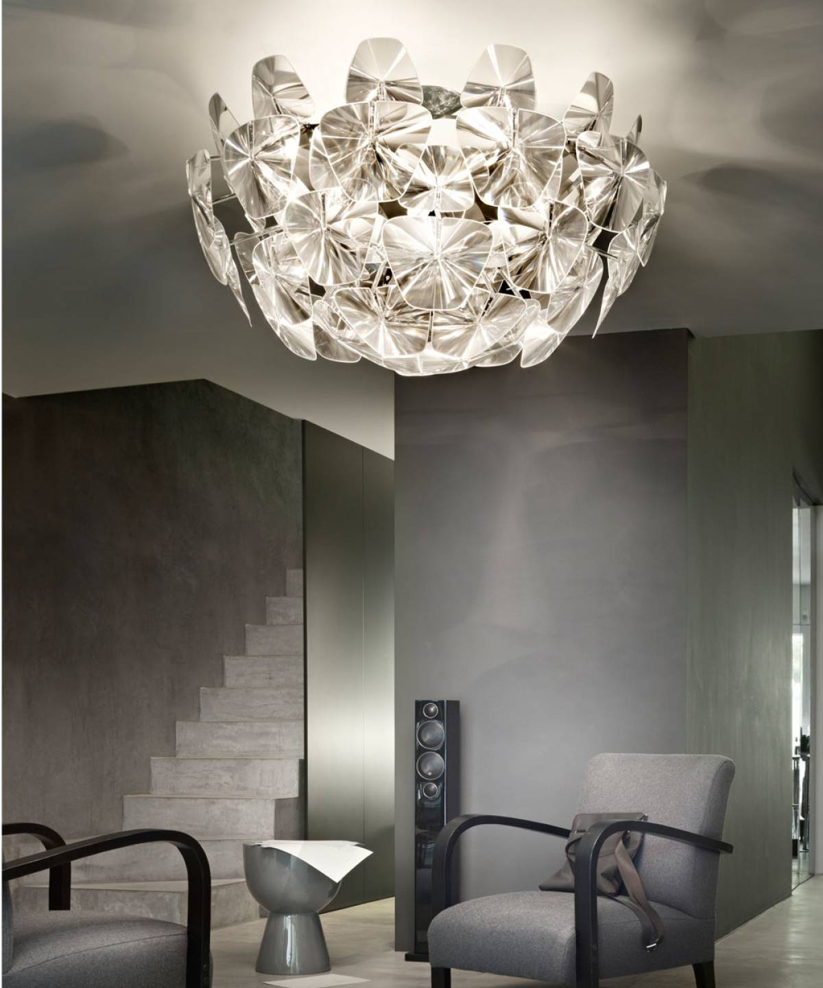 Hope ceiling lamp Luceplan