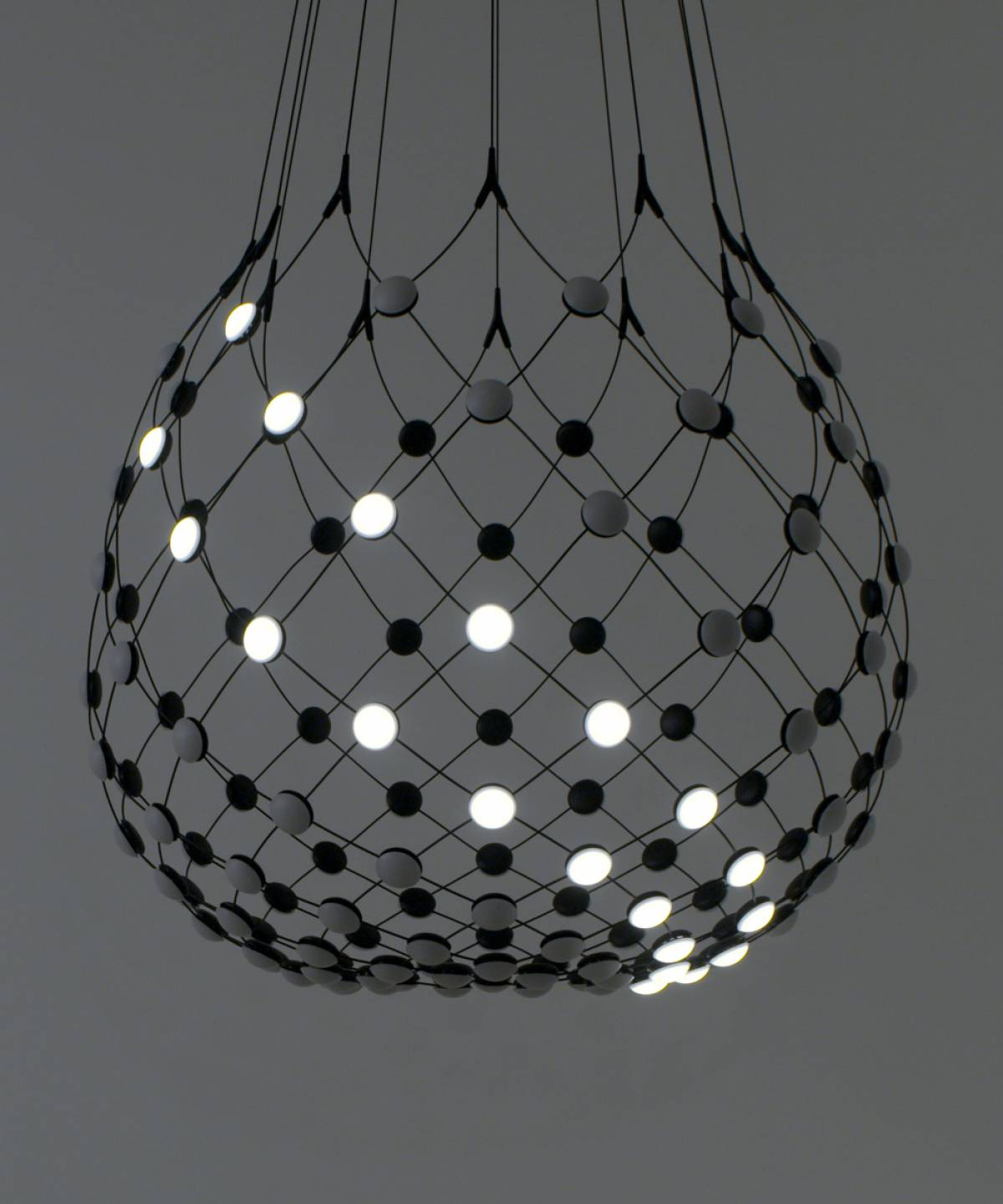 5 Mesh wireless lamp Luceplan
