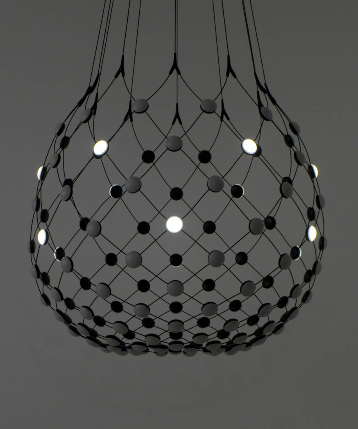 6 Mesh wireless lamp Luceplan