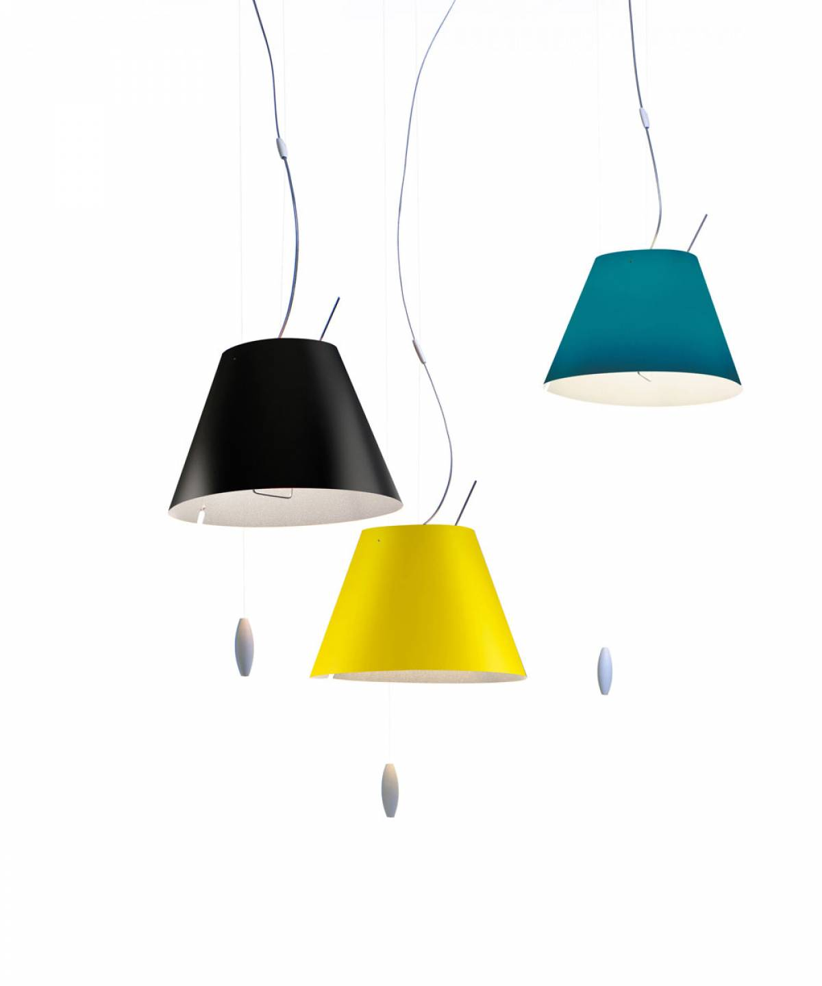 1 Costanzina suspension lamp Luceplan