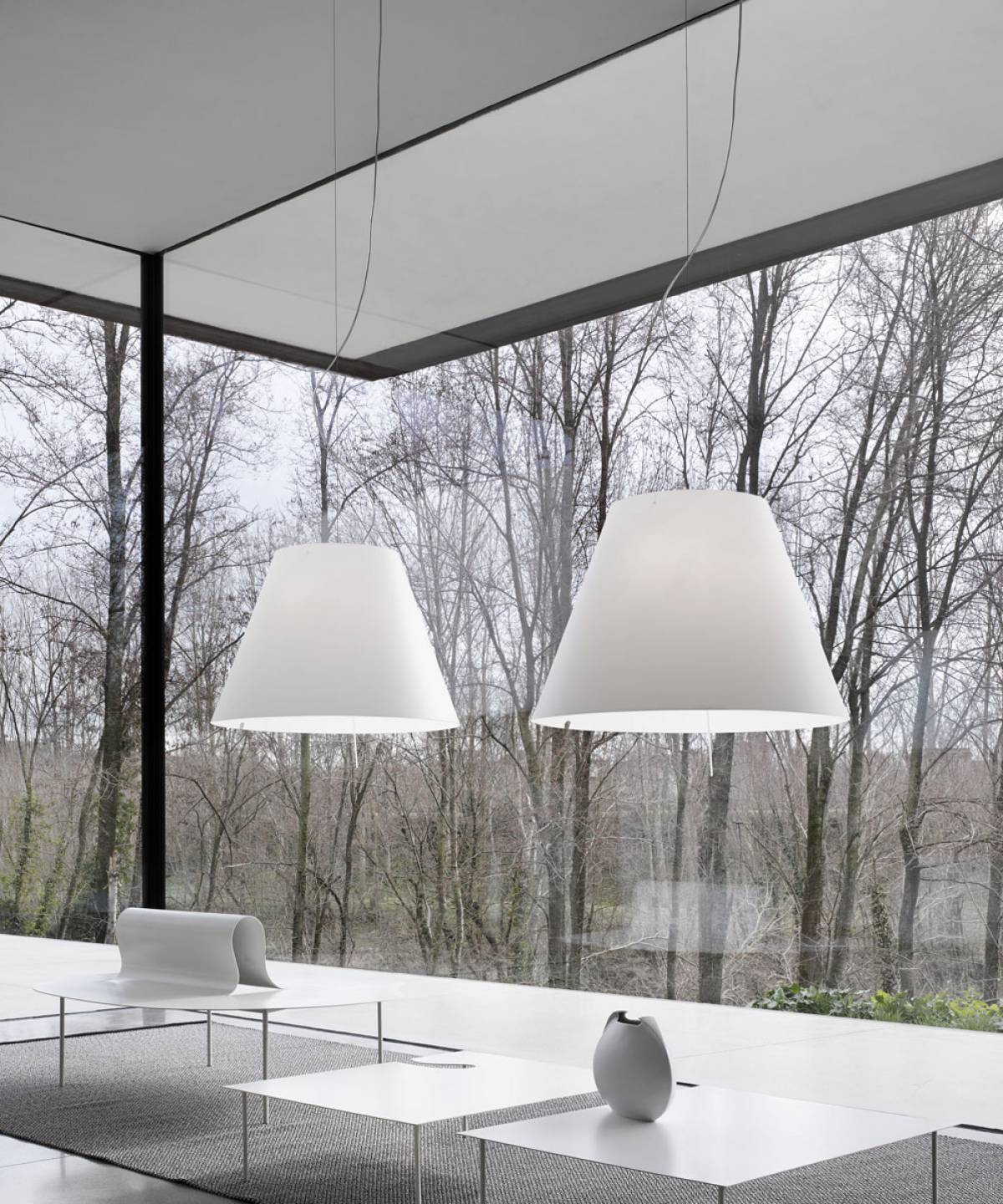Grande Costanza suspension lamp Luceplan