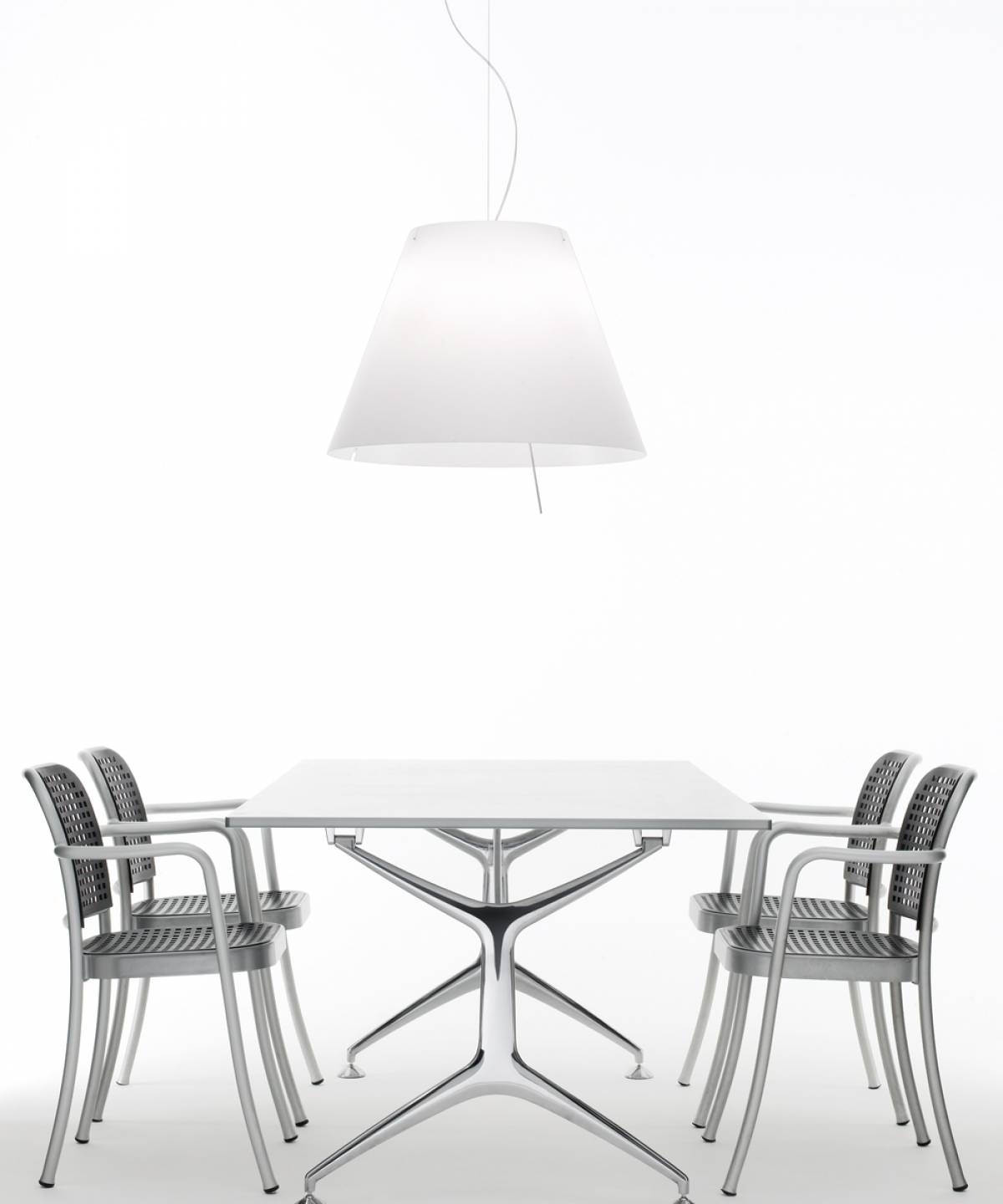 2 Grande Costanza suspension lamp Luceplan