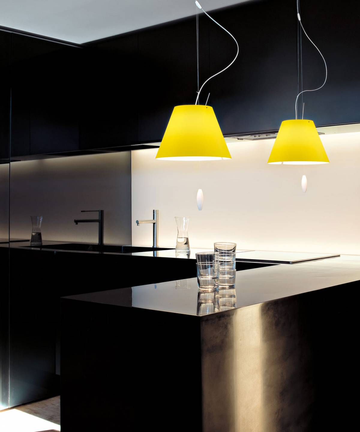 Costanzina suspension lamp Luceplan
