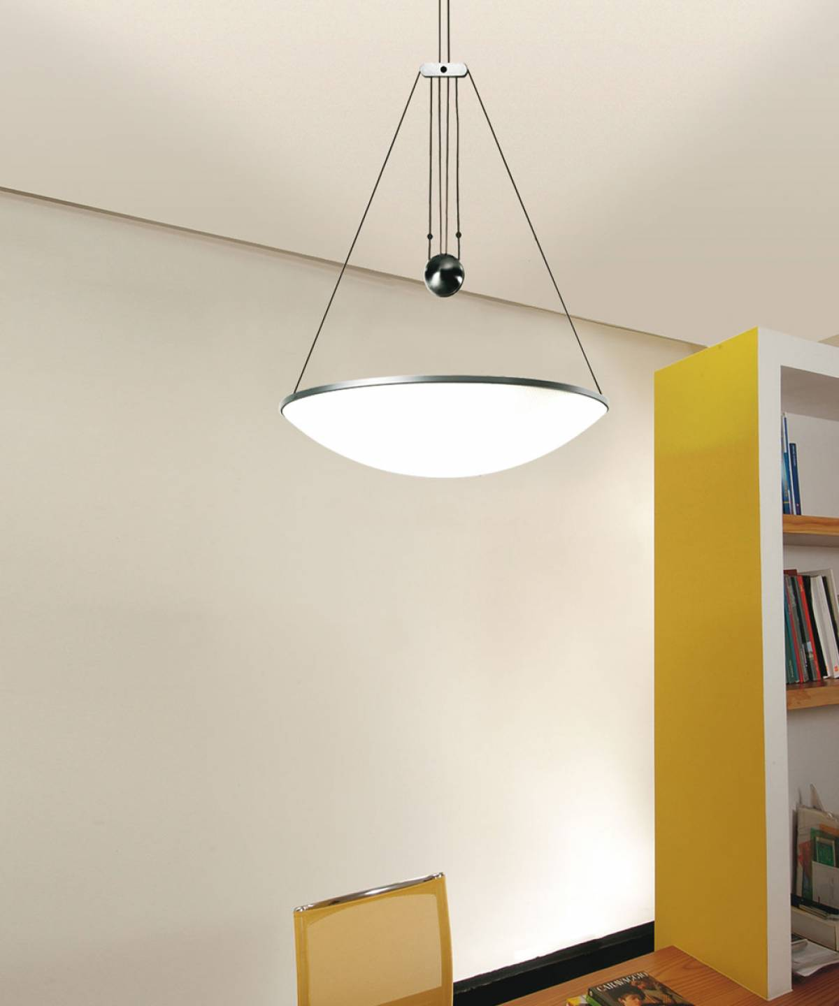 2 Trama suspension lamp Luceplan